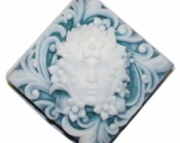 Mardi Gras glycerin soap