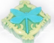 Fancy Dragonfly glycerin soap
