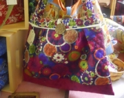 Gypsy mod quilted bag