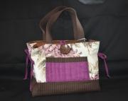 Woods floral bag
