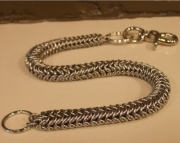 Rounmail Custom Chainmaille Wallet Chain