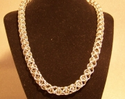 Held Captive Chainmaille Necklace