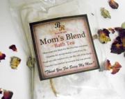 30 Percent Off Sale- Mom's Blend Natural Bath Tea
