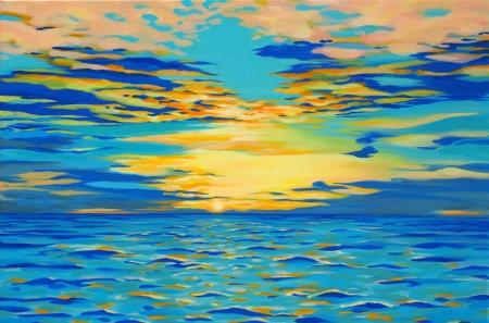 Dawn Commission 26x36
