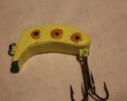 Flatter Fish Handmade Fishing Lure