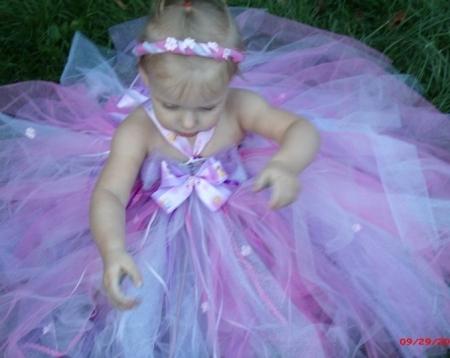 Princess Tutu Halter Dress