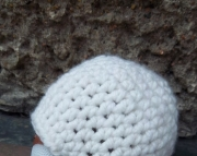 newborn baby boy chunky hat