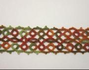 criss-cross bracelet