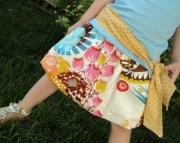 Girls bubble skirt