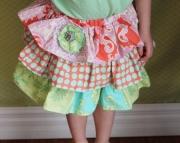 Amy Butler Cupcake Skirt