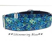 Martingale - Shimmering Blue