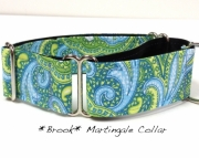 Dog Martingale Collar  BROOK
