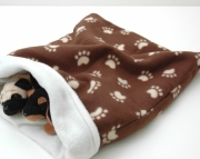 Reversible Snuggle Sack  Medium  All Paws