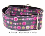 Dog Martingale Collar  Zora