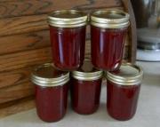 Huckleberry-Raspberry Jam
