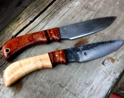 sheath Knives, custom made to order in Eanton Rapids