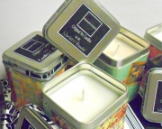 12 Ounce Soy Candle in Artist Original Tins