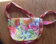 Childs Hipster Messenger Bag