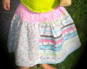 Boutique Twirl Skirt Size 2t