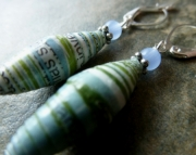 On Sale - 50% Off! Paper Chased Earrings