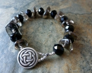 Celtic Smoke Bracelet