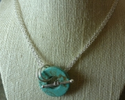 Turquoise Convertible Necklace