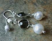 Pearl Mist Earrings