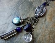 Antiq Stone Necklace