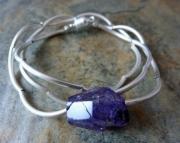 Triple-Wrap Curve Bracelet