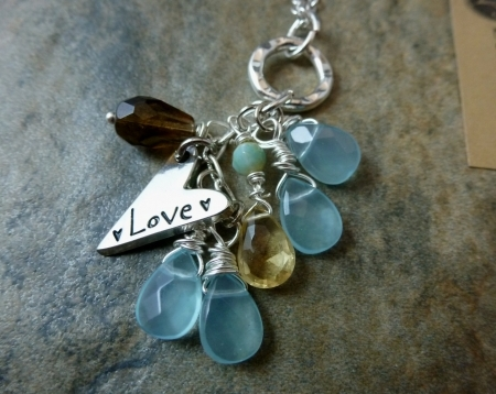 Charmed Love Necklace