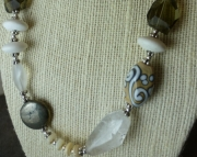 Sand and Sun Necklace