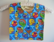 Bib for Baby or Toddler - Sesame Street