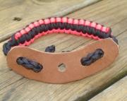 Pink Custom Bow Wrist Sling