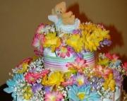 Baby Diaper Cake - Multi