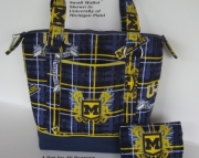 Michigan Mini Tote HandBag