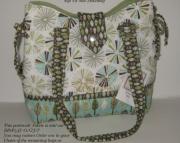 Tie Side Handbag