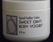 Sweet Grass Body Yogurt - 4 fl. oz.