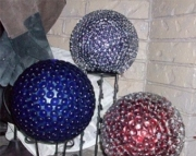 Outdoor Gazing Balls