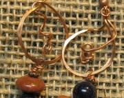 Goldstone tangles