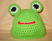 Children's Froggy Hat