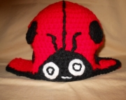 Children's Lady Bug Hat