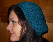 Womens Slouchy Hat