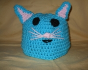 Children's Kitty Hat
