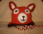 Children's Fox Hat
