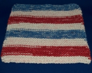 Red/white/blue Dish Cloth