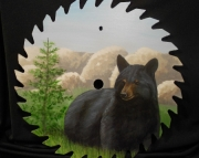 Bear on 9