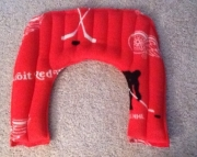 Detroit Red Wings Flaxseed Body Warmer