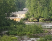 Lower Tahquamenon Falls Picture Puzzle
