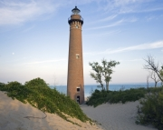 Little Sable Point  Picture Puzzle