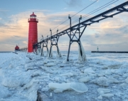 Grand Haven Winter Picture Puzzle